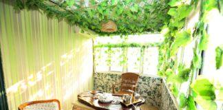 Składane meble ogrodowe – niezbędne na małym balkonie