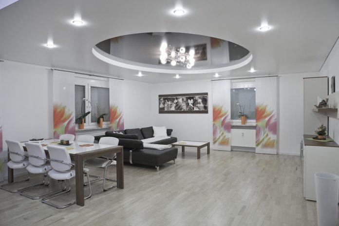 Na jaki kolor pomalować sufit?