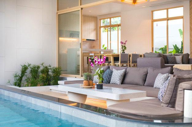 Mieszkanie w luksusowym apartamencie