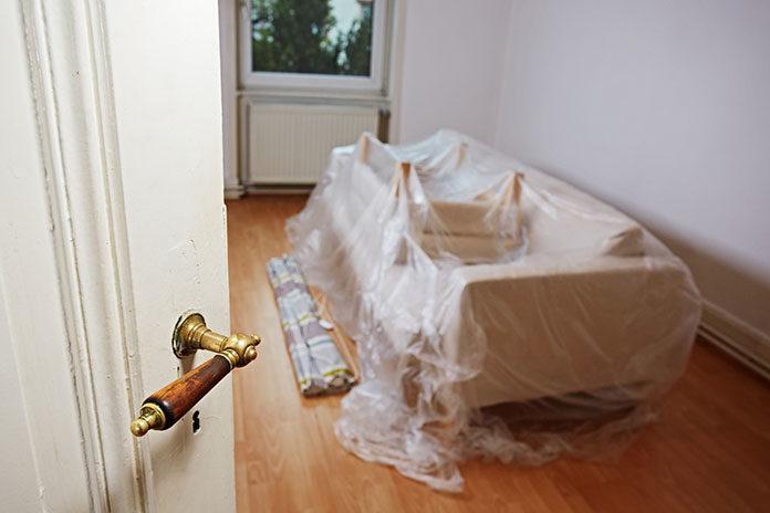 Przygotowanie do remontu domu