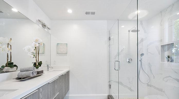Kabina prysznicowa i jej kształt