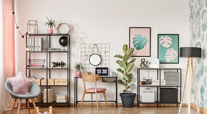 Idealne dodatki i dekoracje do pokoju nastolatki