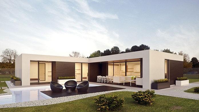 Projekty nowoczesnych domów – przegląd najnowszych trendów