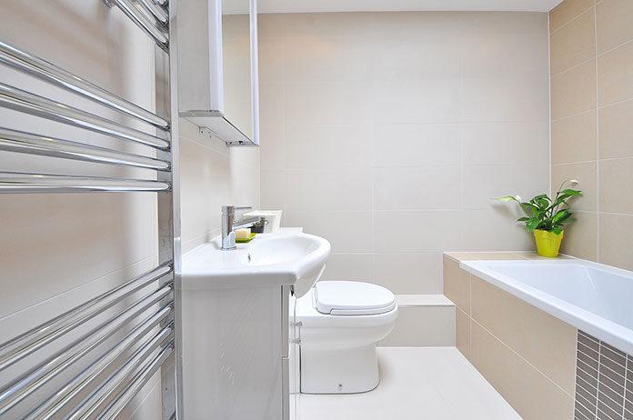 Czy grzejnik łazienkowy może być częścią aranżacji