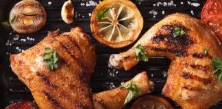 Kurczak w kuchni